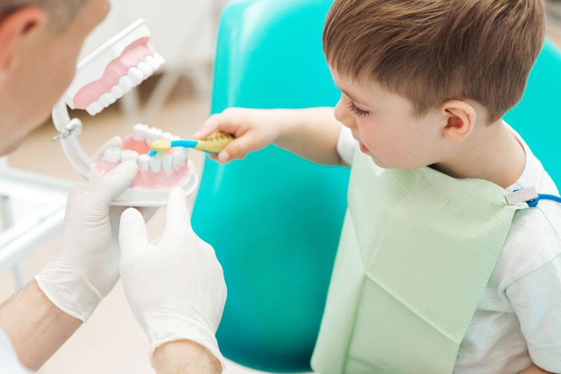 Prevenzione Studio dentistico Fornaciari